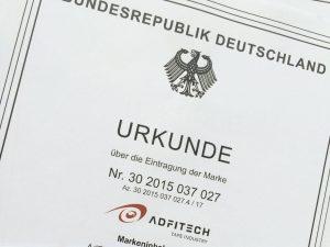 Unsere ADFITECH Bildmarken für die nachhaltige Vermarktung charakteristischer Produkte