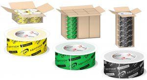 ADFITECH® Dichtklebebänder nach neuestem Stand der Technik