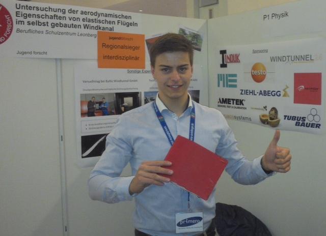 ADFITECH® unterstützt talentierte Nachwuchswissenschaftler beim Jungend Forscht Wettbewerb